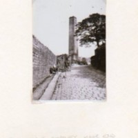 Photographs  & Sketch of Dove Mill Chimney & Environs