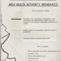 Map of NHS Reorganisation : Boundaries