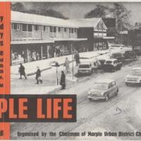 Exhibition for Voluntary Organisations in Marple : 1960's