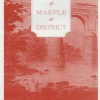 The History of Marple & District Book Cover