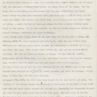 Extract from Parish Magazine  : 1930