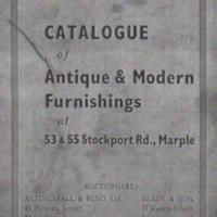53 & 55 Stockport Road, Marple : Auction Catalogue : 1936