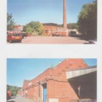 Application for Redevelopment : Strines Mill : 2002/3