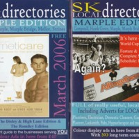 Four SK Local Directories : 2006