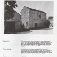 Estate Agents Sales Brochure : Townscliffe : 1977