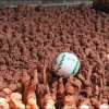 Terracotta footie