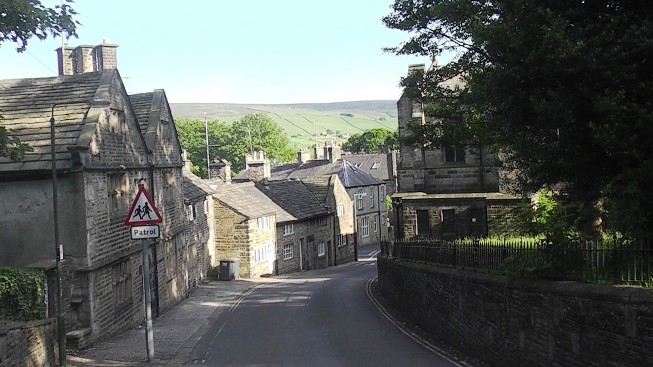 Old Glossop