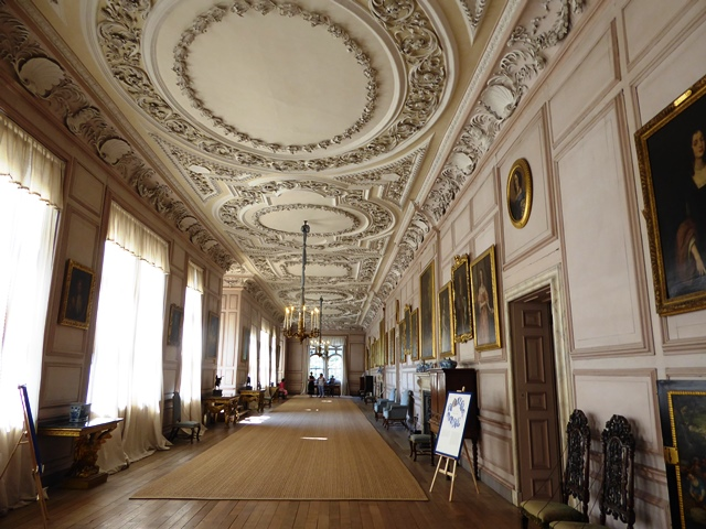 Sudbury Hall long gallery
