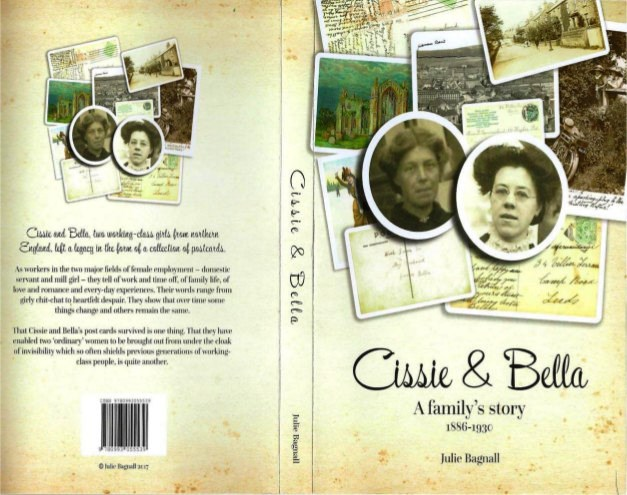 Cissie and Bella cover