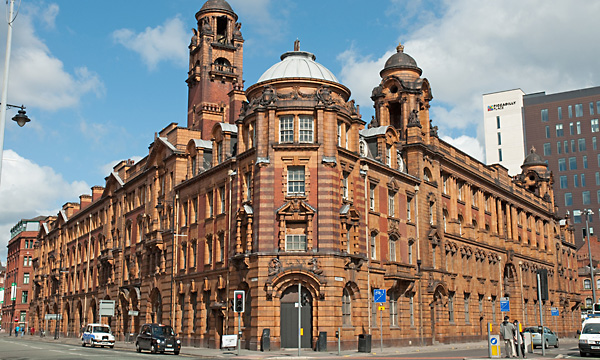 London Road fire station r600